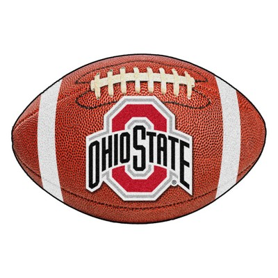Fan Mats  LLC Ohio State Buckeyes Football Rug  Search Results