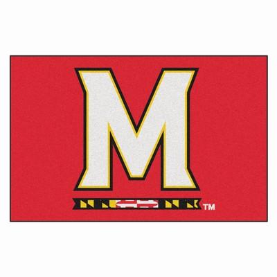 Fan Mats  LLC Maryland Terrapins Starter Rug  Search Results