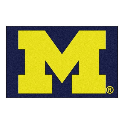 Fan Mats  LLC Michigan Wolverines Starter Rug  Search Results