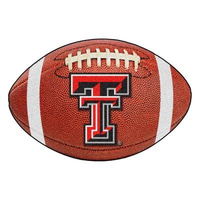 Fan Mats  LLC Texas Tech Red Raiders Football Rug  Search Results
