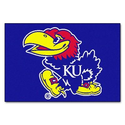 Fan Mats  LLC Kansas Jayhawks Starter Rug  Search Results