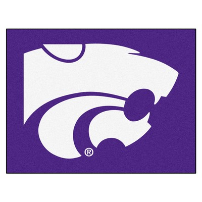 Fan Mats  LLC Kansas State Wildcats All Star Rug  Search Results