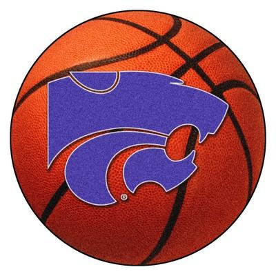 Fan Mats  LLC Kansas State Wildcats Basketball Rug  Search Results