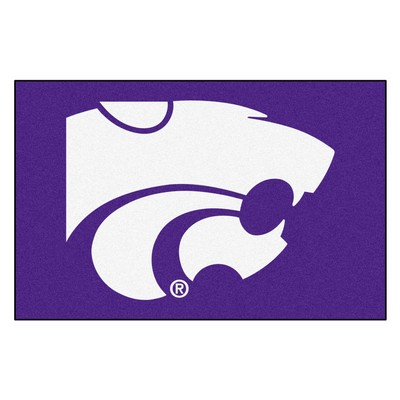 Fan Mats  LLC Kansas State Wildcats Starter Rug  Search Results