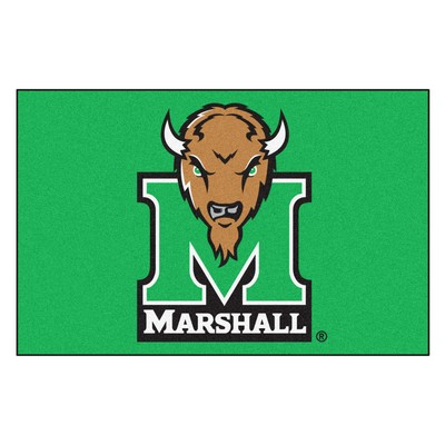 Fan Mats  LLC Marshall Thundering Herd Starter Rug  Search Results