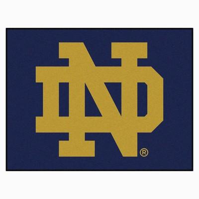 Fan Mats  LLC Notre Dame Fighting Irish All Star Rug  Search Results