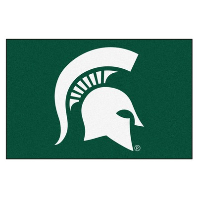 Fan Mats  LLC Michigan State Spartans Starter Rug  Search Results