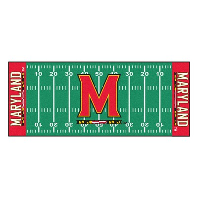 Fan Mats  LLC Maryland Terrapins Field Runner Rug  Search Results