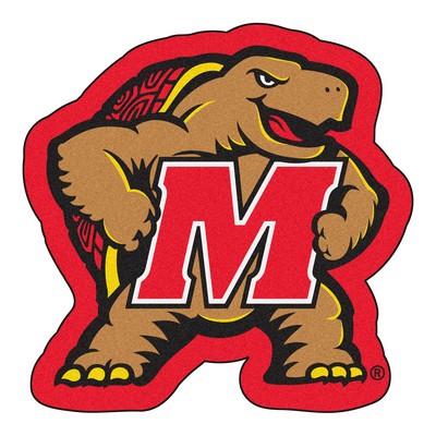 Fan Mats  LLC Maryland Terrapins Mascot Mat  Search Results