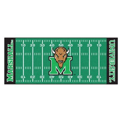 Fan Mats  LLC Marshall Thundering Herd Field Runner Rug  Search Results