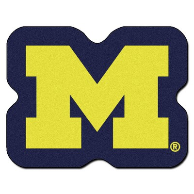 Fan Mats  LLC Michigan Wolverines Mascot Rug  Search Results