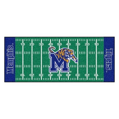 Fan Mats  LLC Memphis Tigers Field Runner  Search Results