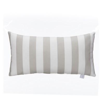Glenna Jean Twiggy Pillow - Rectangle Grey & White Stripe Grey & White Stripe Search Results