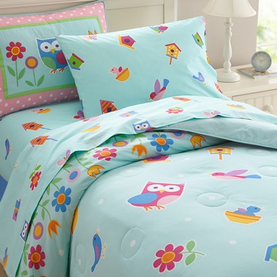 Olive Kids Olive Kids Birdie Twin Comforter Set  Pink Search Results