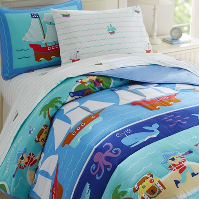 Olive Kids Olive Kids Pirates Twin Comforter Set Blue Search Results