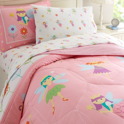 Olive Kids Olive Kids Fairy Princess Twin Comforter Set Pink Search Results