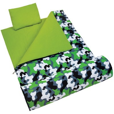 Olive Kids Green Camo Sleeping Bag Green Search Results
