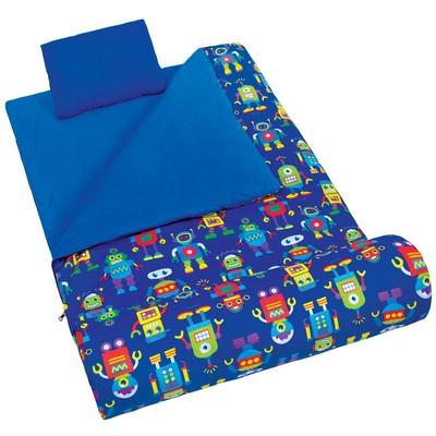 Olive Kids Olive Kids Robots Sleeping Bag Blue Search Results