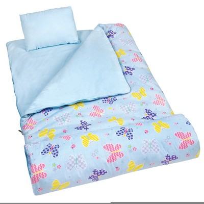 Olive Kids Olive Kids Butterfly Garden Sleeping Bag Blue Search Results