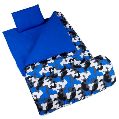 Olive Kids Blue Camo Original Sleeping Bag Blue Search Results