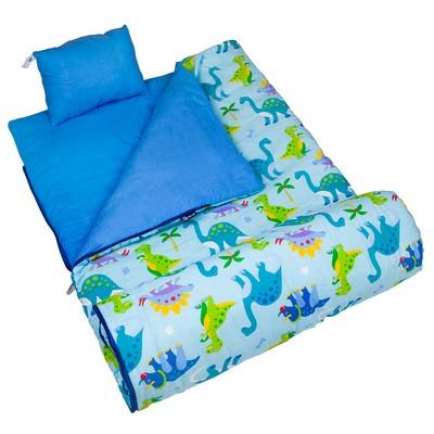 Olive Kids Olive Kids Dinosaur Land Original Sleeping Bag Blue Search Results
