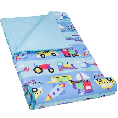 Olive Kids Olive Kids On the Go Microfiber Sleeping Bag Blue Search Results