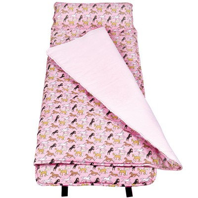 Olive Kids Horses in Pink Nap Mat Pink Search Results