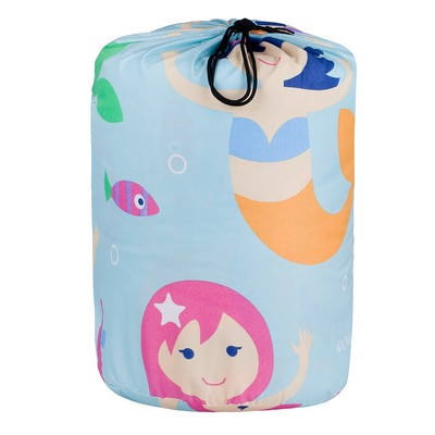 Olive Kids Olive Kids Mermaids Microfiber Sleeping Bag w/ Pillow Case Blue Search Results