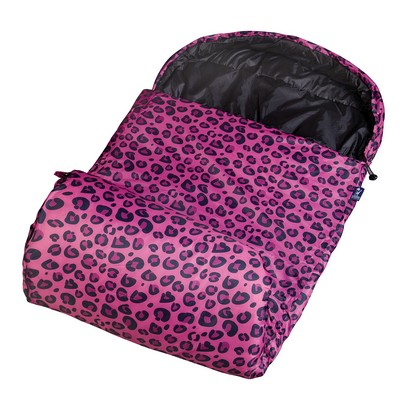 Olive Kids Pink Leopard Stay Warm Sleeping Bag Pink Search Results