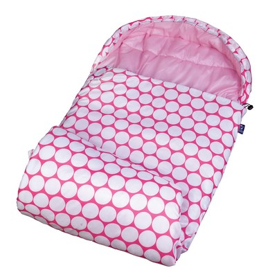 Olive Kids Big Dot Pink & White Stay Warm Sleeping Bag Pink Search Results