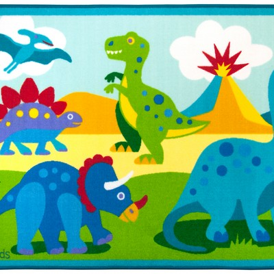 Olive Kids Olive Kids Dinosaur Land 39x58 Rug Blue Search Results