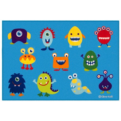 Olive Kids Olive Kids Monsters 39x58 Rug  Search Results