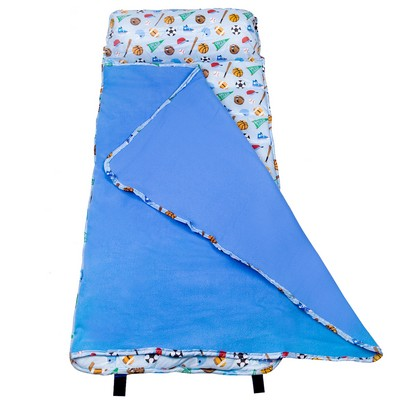 Olive Kids Olive Kids Game On Easy Clean Nap Mat Blue Search Results
