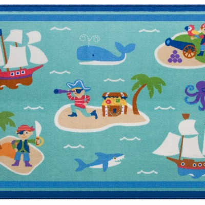 Olive Kids Olive Kids Pirates 5x7 Rug Blue Search Results