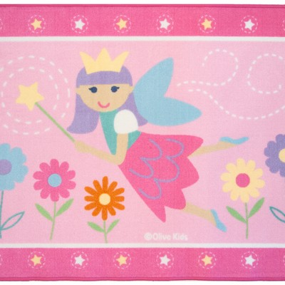 Olive Kids Olive Kids Fairy Princess 5x7 Rug Pink Search Results