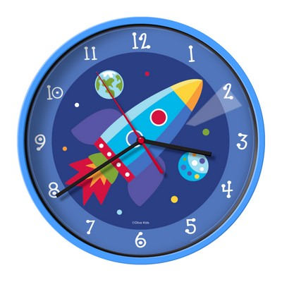 Olive Kids Out of this World Wall Clock  Search Results