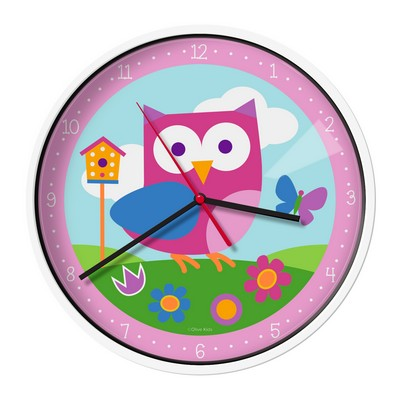 Olive Kids Olive Kids Birdie Wall Clock Pink Search Results