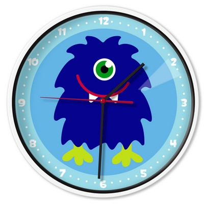 Olive Kids Olive Kids Monsters Wall Clock blue Search Results