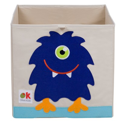 Olive Kids Olive Kids Monster Storage Cube Tan Search Results