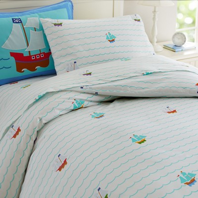 Olive Kids Olive Kids Pirates Twin Duvet Cover Blue Search Results