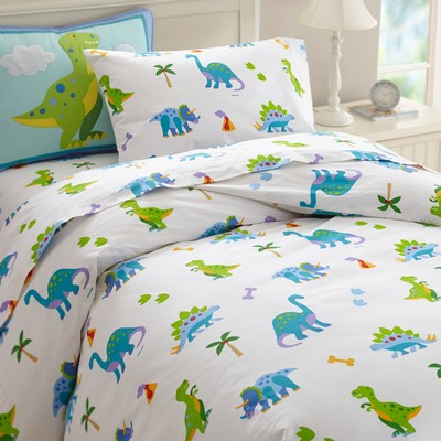 Olive Kids Olive Kids Dinosaur Land Full Duvet Cover Blue Search Results