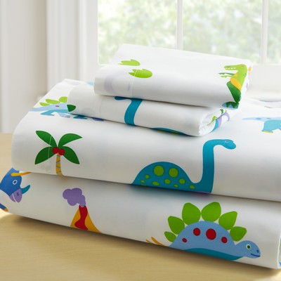 Olive Kids Olive Kids Dinosaur Land Toddler Sheet Set Blue Search Results