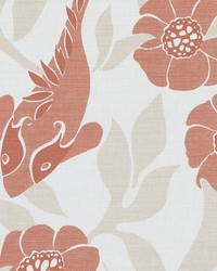 Duralee LE42553 31 CORAL Fabric