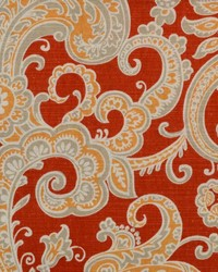 Duralee 72084 192 FLAME Fabric