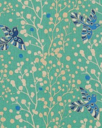 Duralee LE42610 2 GREEN Fabric