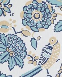 Duralee LE42611 19 AQUA Fabric