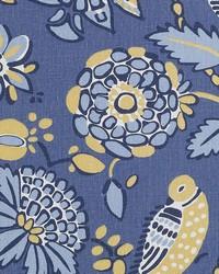 Duralee LE42611 193 INDIGO Fabric