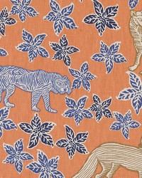 Duralee LE42613 35 TANGERINE Fabric