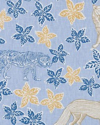 Duralee LE42613 5 BLUE Fabric