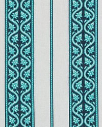 Duralee LE42614 11 TURQUOISE Fabric